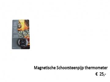 Schoorsteen thermometer