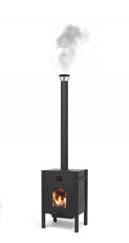 K-stove buiten 650
