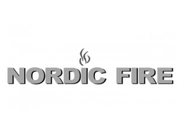 Nordic fire kachel