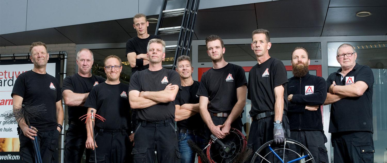 Betuws Haardenhuis team